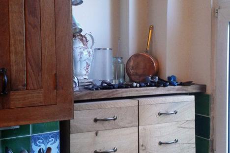Kitchen drawers