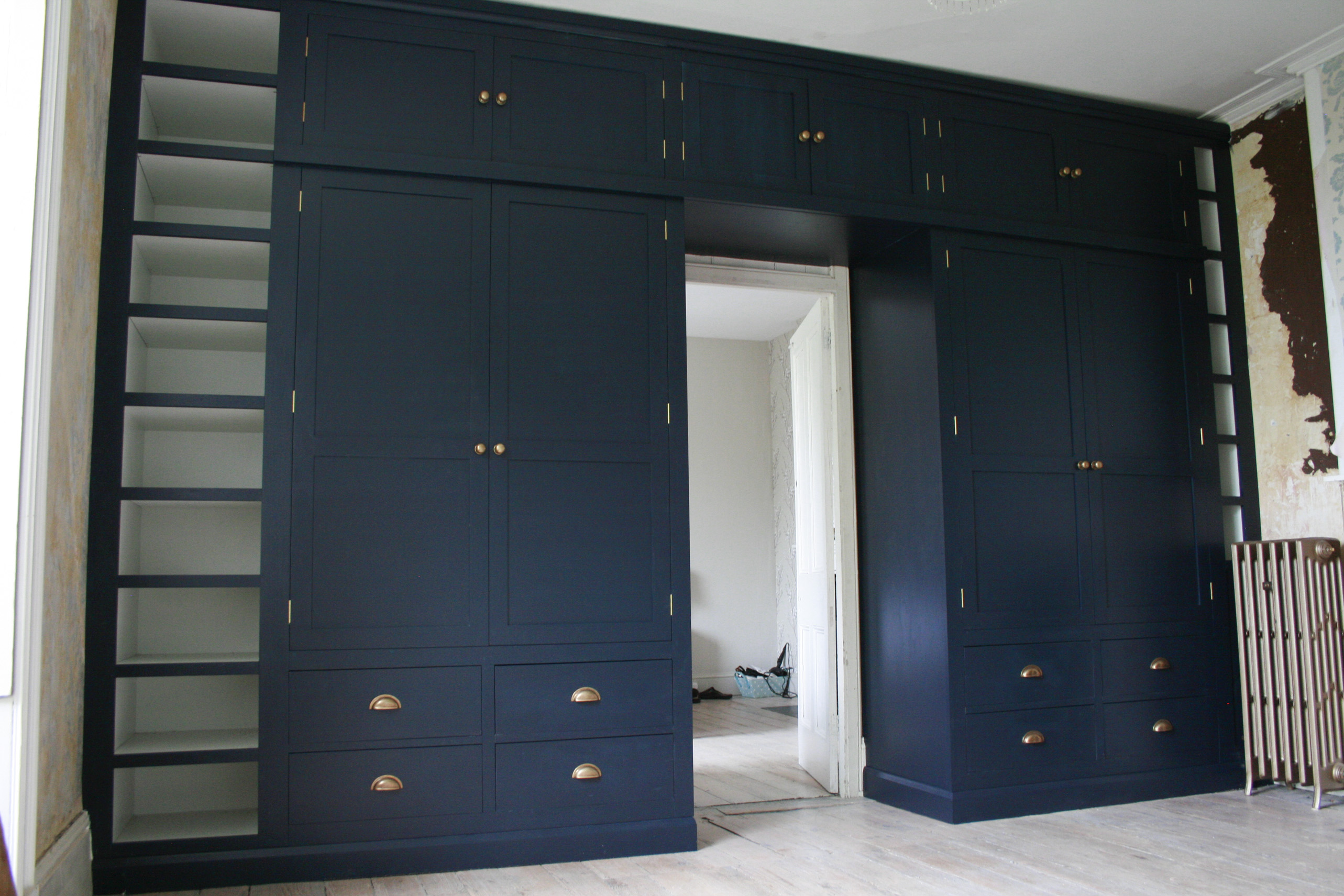 Arbor Furniture, built in wardrobe, bristol, frome, fitted wardrobe