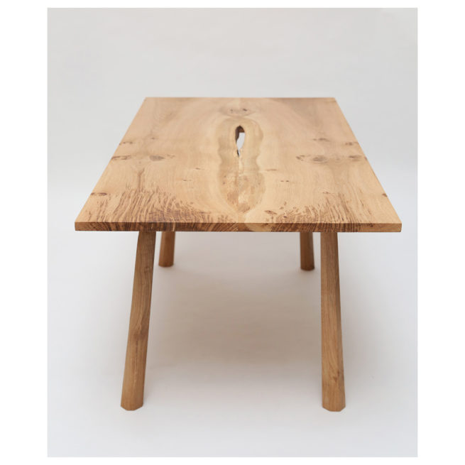 bespoke table bristol, arbor furniture, furniture maker bristol, frome, somerset, bath, english oak table