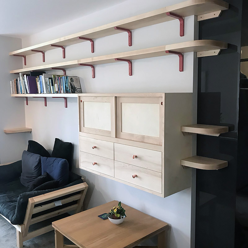 Furniture makers Bristol, Bespoke furniture, Arbor Furniture