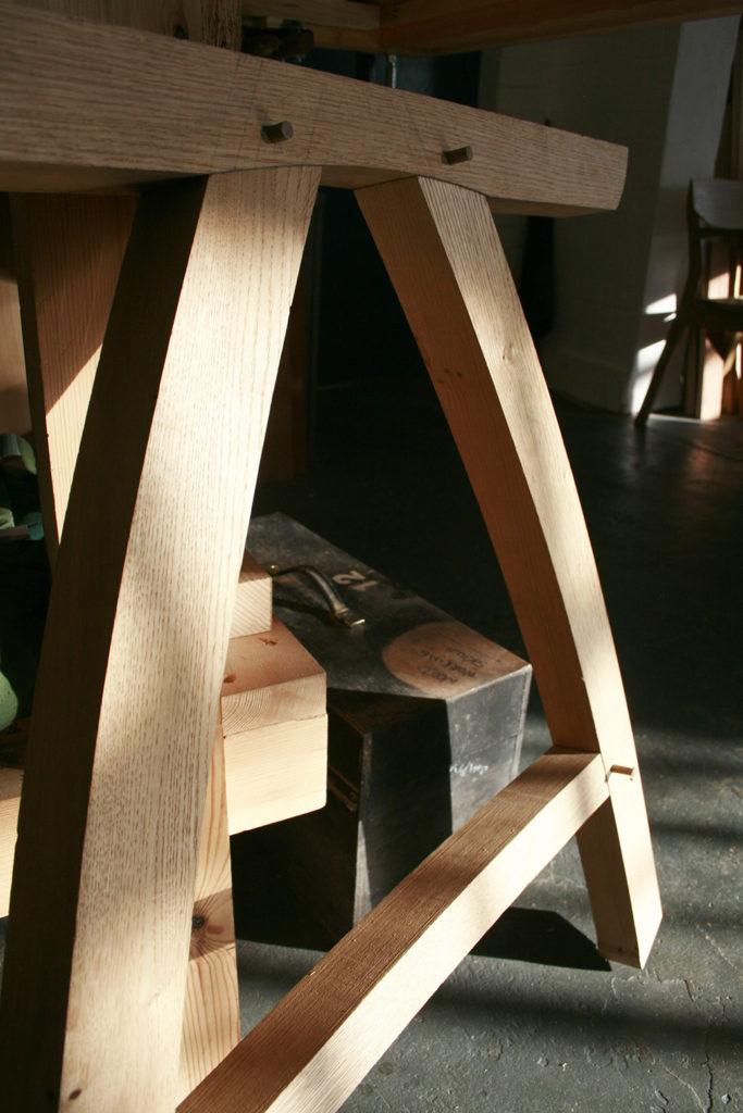 bespoke table bristol, furniture maker bristol, bespoke furniture