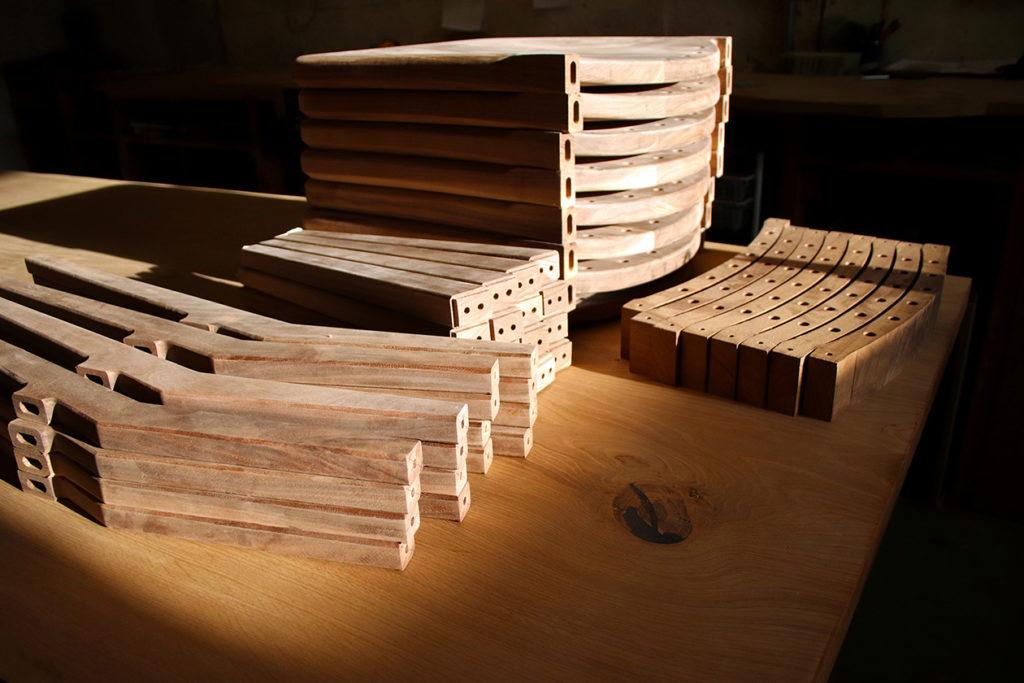 bespoke furniture making bristol, arbor furniture chair