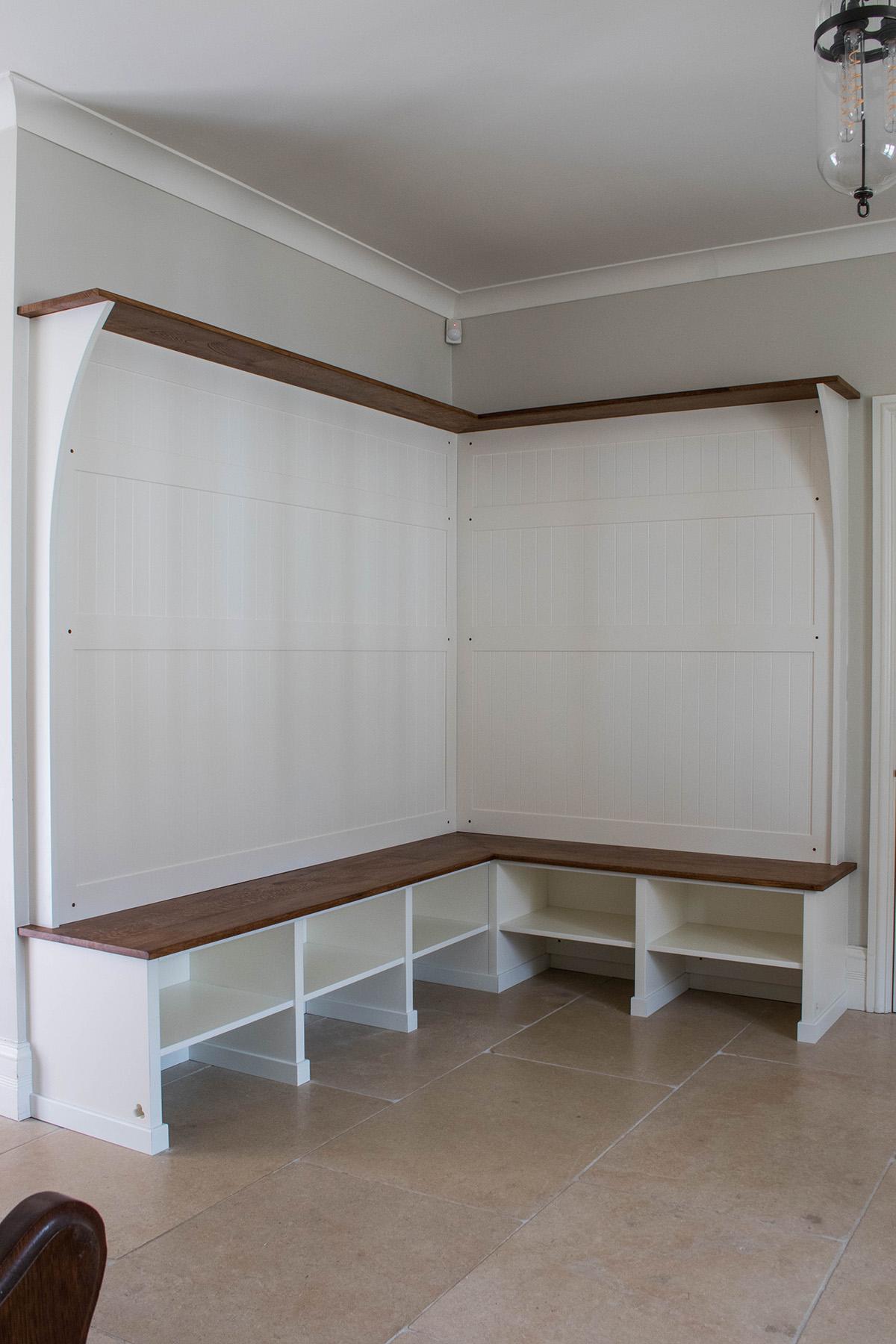 fitted cloak room bristol, bootroom bristol,