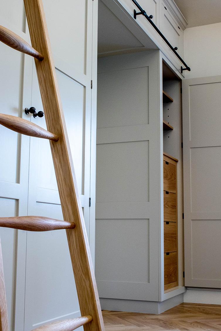 fitted wardrobe bristol, furniture maker bristol, built in wardrobe, bespoke wardrobes